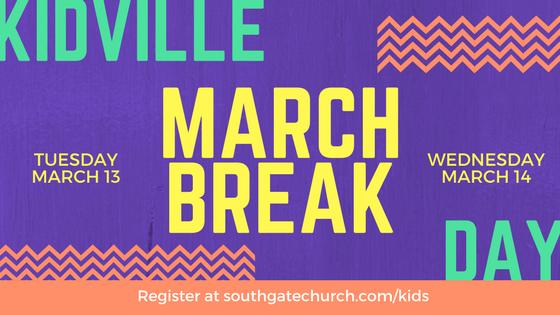 March Break Day