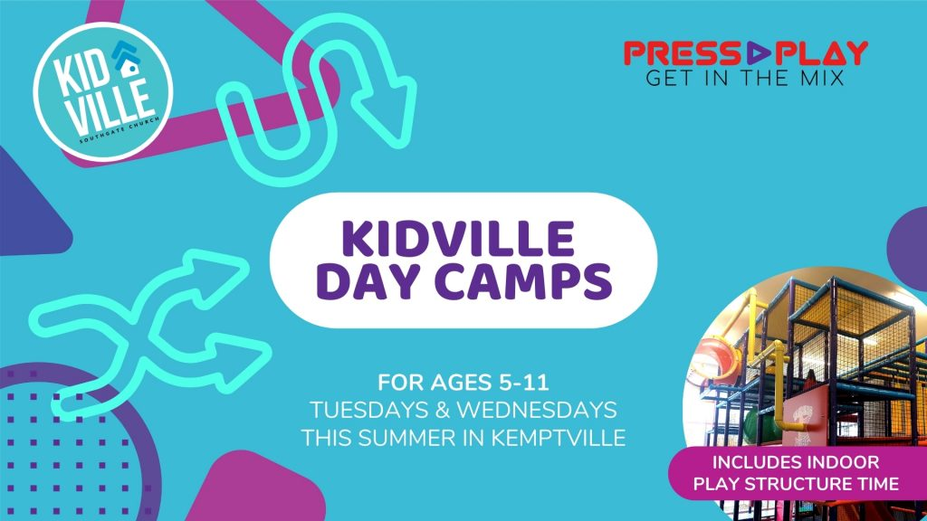 Kidville Day Camps